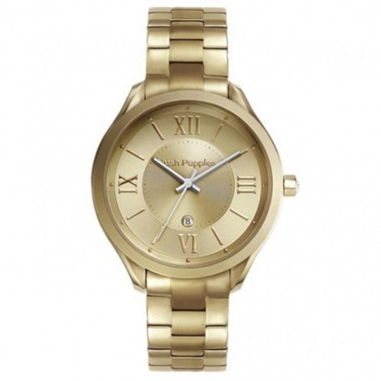 Hush Puppies Original Ladies Business Gold Watches HP.3842L.1507